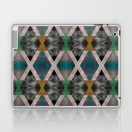 Trippin' on a mountain and falling into space Laptop & iPad Skin