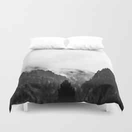 You're always on my mind Duvet Cover