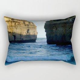 Loch Ard Gorge Rectangular Pillow