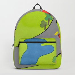 Green Lane Backpack