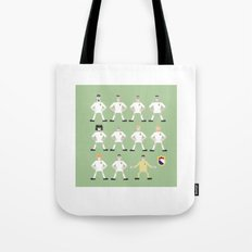 football madrid Tote Bag