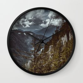 Stawamus Chief Wall Clock