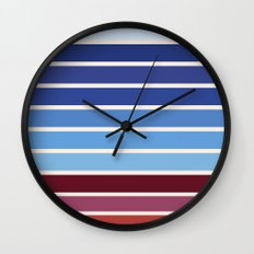 The colors of - Ponyo Wall Clock