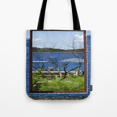 The Great Wall Box Tote Bag
