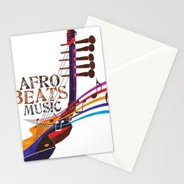 AFRO BEATZ Stationery Cards