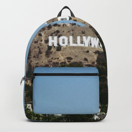Cliche Hollywood Photo Backpack