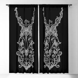 Alternate Goat Blackout Curtain