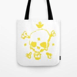 XXX Skull Tote Bag