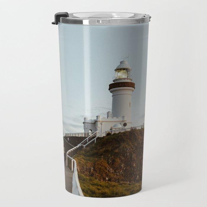 Byron Bay Lighthouse Travel Mug