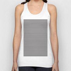 Stripes. Unisex Tank Top