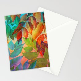Autumn Lights and Colors Stationery Cards