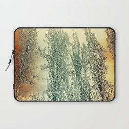 Autumn Poplars, Sunlight Dreaming About You Laptop Sleeve