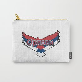 Serbia Орлови (The Eagles) ~Group E~ Carry-All Pouch