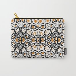 Perentie by Chrissy Wild E Carry-All Pouch