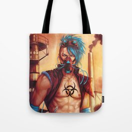 BlueHazard Tote Bag