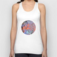 geology Tank Tops featuring Terralite by Eileen Holland