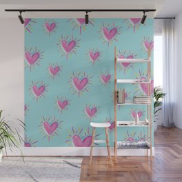 Love Sweet Love Wall Mural