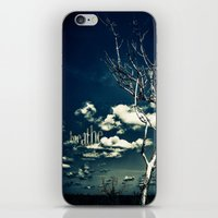 breathe iPhone & iPod Skins featuring BREATHE by Steffen Remter