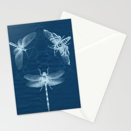 X-RAY Insect Magic Stationery Cards