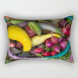 CSA Fall Harvest Rectangular Pillow