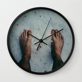 Touch of Numb Wall Clock