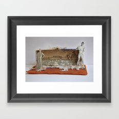 Fair Trade? #2 Framed Art Print