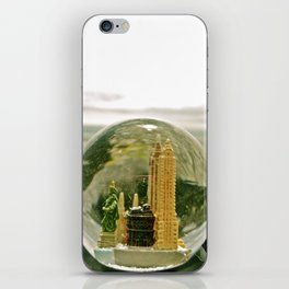 New York by the Sea iPhone Skin