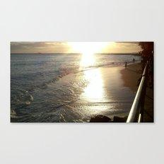 Ocean Beauty Canvas Print