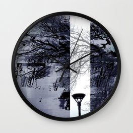 Unobscured Wall Clock