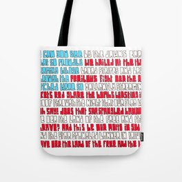 USAnthem Tote Bag