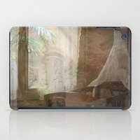 tote bag iPad Cases featuring Barcelona Dreaming Tote Bag by Irina D. Stanciu