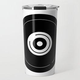 Space Boombox Travel Mug