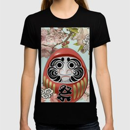 Japanese Traditional Doll T-shirt