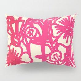 electric flower Pillow Sham