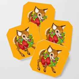 Merry & Bright Coaster