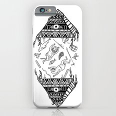 On how the mystical levitation of divers are induced by floating pyramids Slim Case iPhone 6s