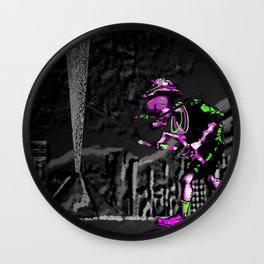 Fear and Loathing EDM Wall Clock