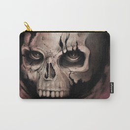 Skull II Carry-All Pouch