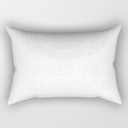 Vintage Limited 1986 Edition - 31st Birthday Gift Rectangular Pillow
