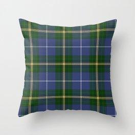 Tartan Of Nova Scotia Throw Pillow