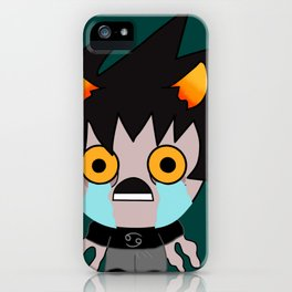 The Binding of Homestuck Cancer iPhone Case