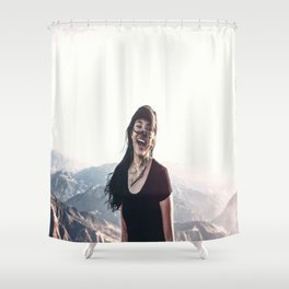 Made of Earth  Shower Curtain