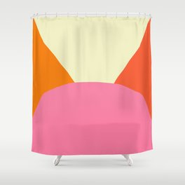 Deyoung Sixties Shower Curtain