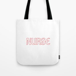 Not Crazy because I'm a Nurse I Like It T-Shirt Tote Bag