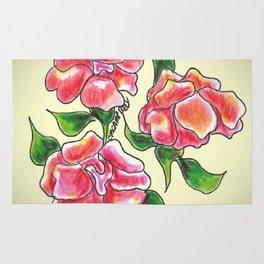 """""""Flowers"""" Rug"""
