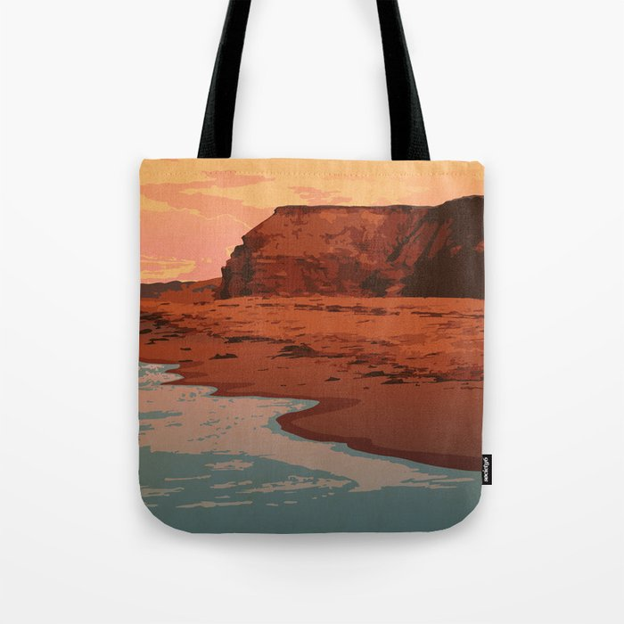 Prince Edward Island National Park Tote Bag