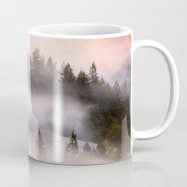 Misty Mount Tamalpais State Park Coffee Mug