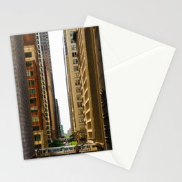 Rush Hour Stationery Cards