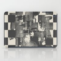 grand theft auto iPad Cases featuring Identity Theft by Heinz Aimer