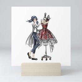 Paris Designer Mini Art Print